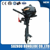Good Quality Widely Used Chinese 4 Stroke Diesel Outboard Motor