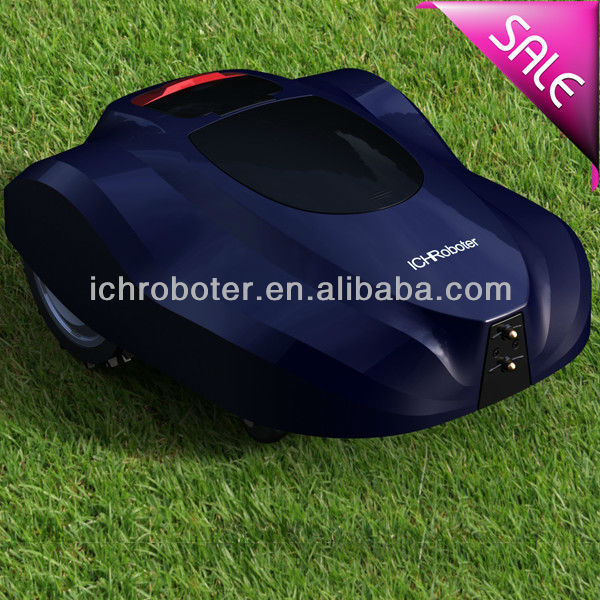 2013 newest automatic robot lawn mower, robot grass cutter