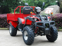 Tractor 150/200cc CVT Farmer ATV Quad with Trailer and Winch