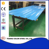 Corrugated Metal Prepainted Galvanized Steel Coils DX51D
