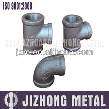 Malleable Iron Threaded Fittings - Pressure-Temperature Ratings