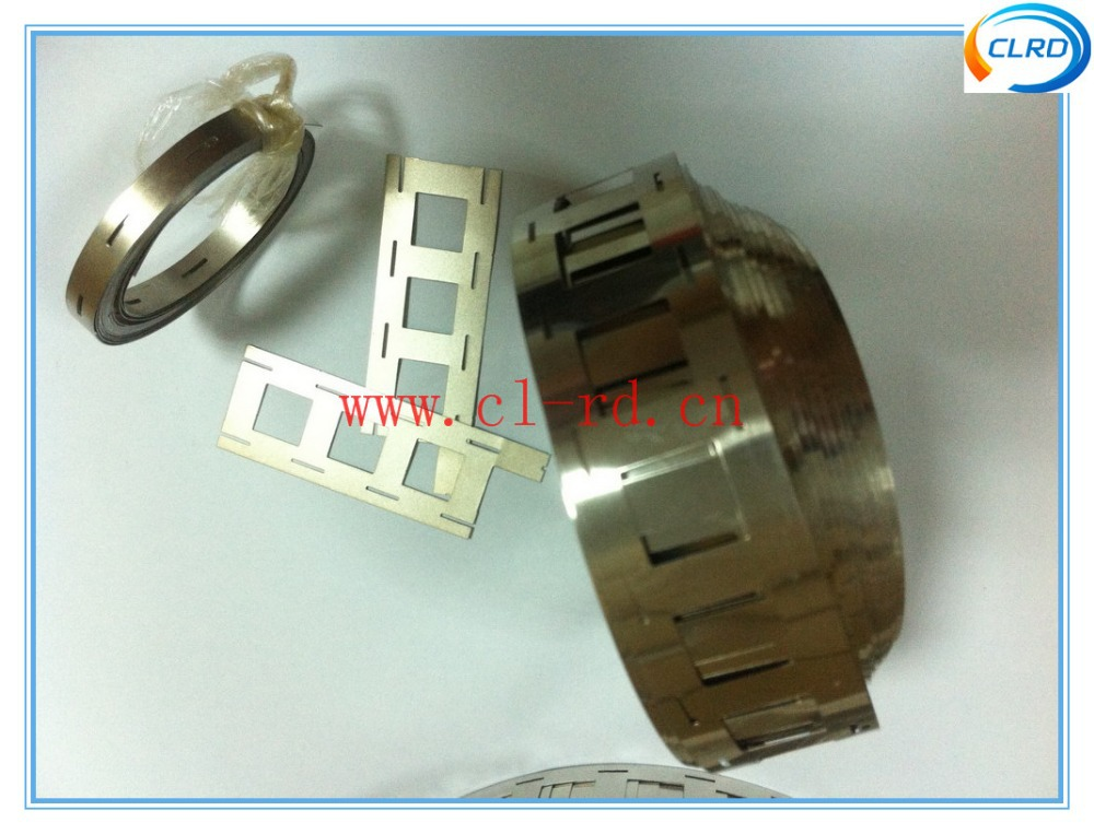 """H"" Shaped Nickel Strip Ni200 for Welding 3S2P 13S5P Battery Pack"