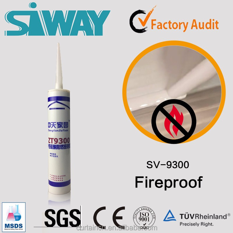 Perfectly good fireproof glue neutral fireproof silicone sealant