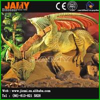 Resin Dragon Animatronic Model for Amusement Park