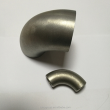 Seamless Stainless Steel 316L 1 1/2'' sch10s long radius 90 Degree 1.5d Elbow price:5.6USD/PC