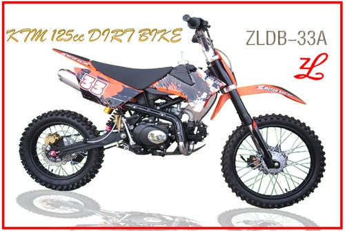 2016 NEWEST hot Sell 125cc cheap Dirt Bike for adults