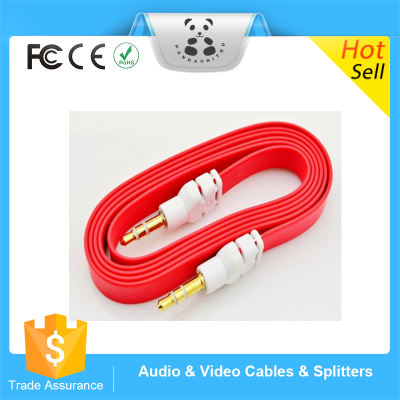 Factory Supply Audio snake car cable with cheap price speaker power usb cable