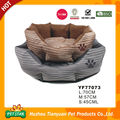 Comfortable rattan sofa bed luxury pet dog beds