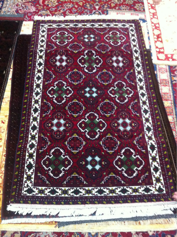 Persian/ Afghani Hand Made Rug
