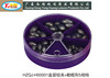 purple box packing sinker yong huang die casting fishing weight