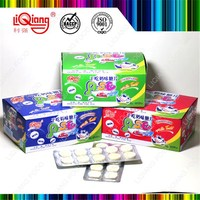 ASE milk tablet candy