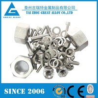 Hastelloy c276 N10276 2.4819 m16 bolt and nuts