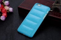 Sofa bread leather Popular brands Body armor Skinning Mobile Phone Back Cover Case For iPhone5 / 6 / 6plus
