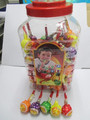 rotating lollipop candy