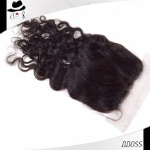 Best-selling raw virgin burgundy remy weave closures hair,100% natural red bundles with closure