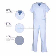 OEM Alibaba Quality-Assured Hospital Housekeeping Uniform