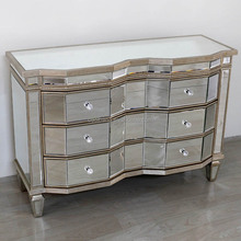Vanity modern designs mirror furniture dressing table with cupboard