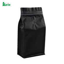 Resealable Ziplock Coffee Package Bag With Zipper Degassing Valve Wholesale Packaging Bag