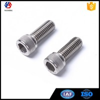 China Supplier Stainless Steel Hex Socket Cap Head Screw