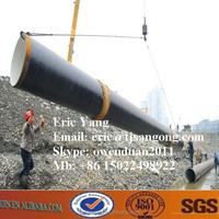 epoxy lined carbon steel pipe