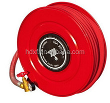 2016 hot sale Fire retractable hose reel, self-help type hose, CE certification water hose reel
