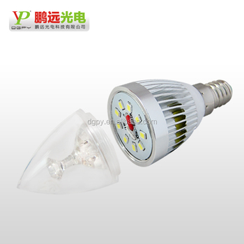 China Hot new product 3W E14 LED Candle