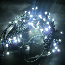Waterproof 5m outdoor tree decorative string light with CE ROHS