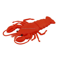 seafood lobster new cool novelty product for flash drive usb