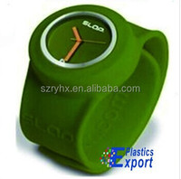 Alibaba china cheap lovely silicone wristband watch, top quality silicone wrist watch