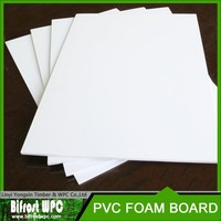Bifrost Brand high quality 5-20mm PVC Foam Board