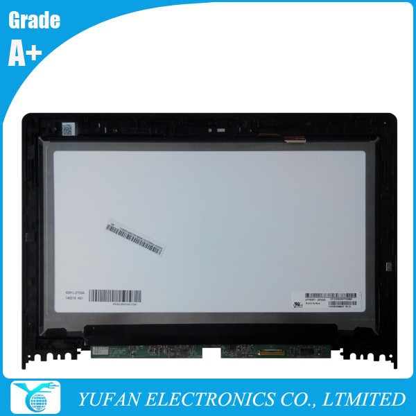 New computer screen with digitizer 73049616 LP116WF1-SPA2 TFT For Laptop Yoga 11s
