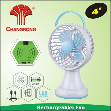 2016 new portable mini handheld fan battery operated fans