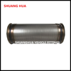 Shao xing Heavy Truck Exhaust flexible pipe for Scania truck, OEM 1753639