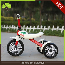 Lovly new model kids tricycle 3wheels baby ride on toy tricycle China factory wholesale plastic tricycle kids bike with plastic