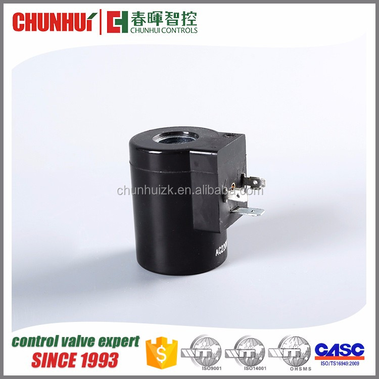 Normal pressure Gas control ac 220v solenoid valve coil
