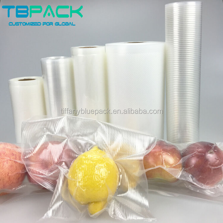 "2 rolls in a color box 11""8"" x 50' Commercial Grade food vacuum sealer bags/vacuum seal bagl/vacuum sealer rolls"