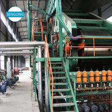 Woodworking Machinery 18mm Plain Mdf Production Line Price