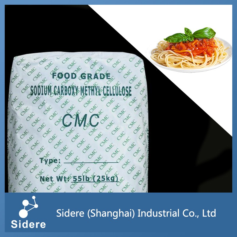 Chemicals White Powder Cellulose Adsorbent CMC Powder