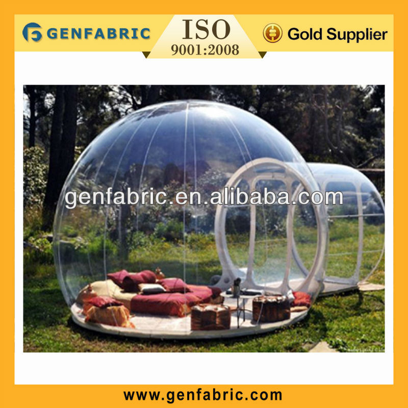 High quality portable dome, dome greenhouse