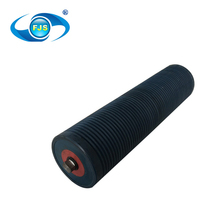uhmwpe conveyor roller with conveyor noise specification and control