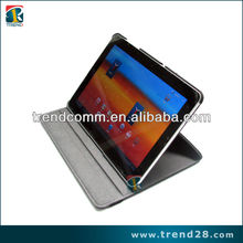 360 degree rotate stand leather case for samsung galaxy tab 10.1 p7510