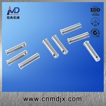 High precision milling turning custom parts CNC aluminum stainless steel brass plastic machining service