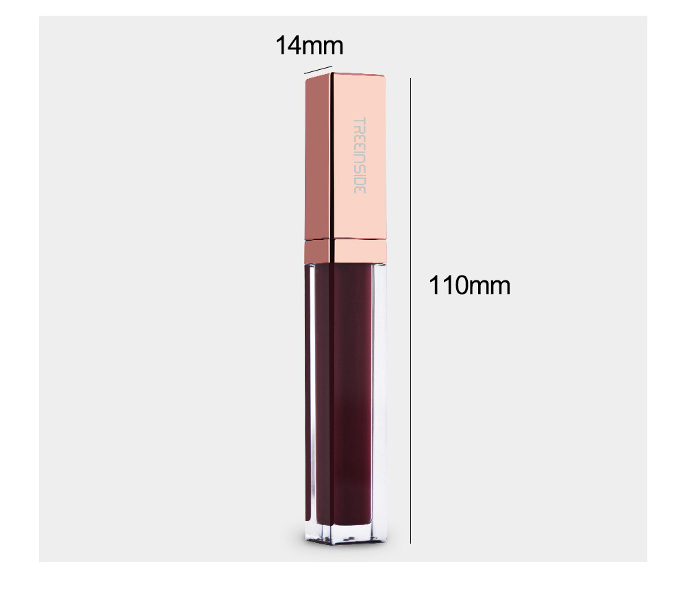 Hot sale 30colors Long lasting Waterproof Lip gloss/Liquid lipstick T1013