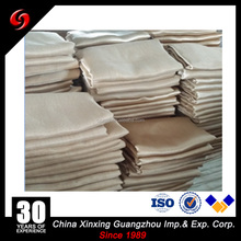 godo sale Golden color 430gsm 1.8m*2m Fiber glass Blanket Fire Resistant Welding Blanket