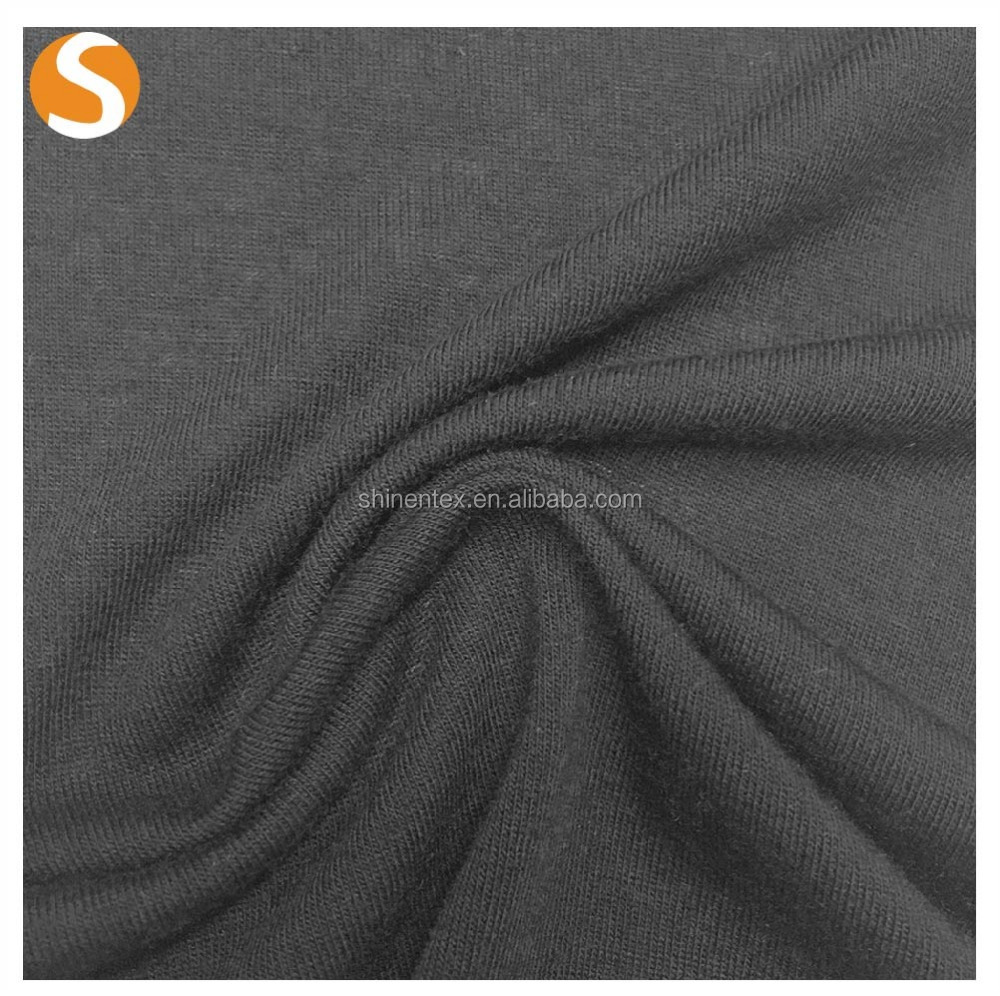 Soft Touch Polyester Spandex Jersey Knitted Fabric for Wholesale