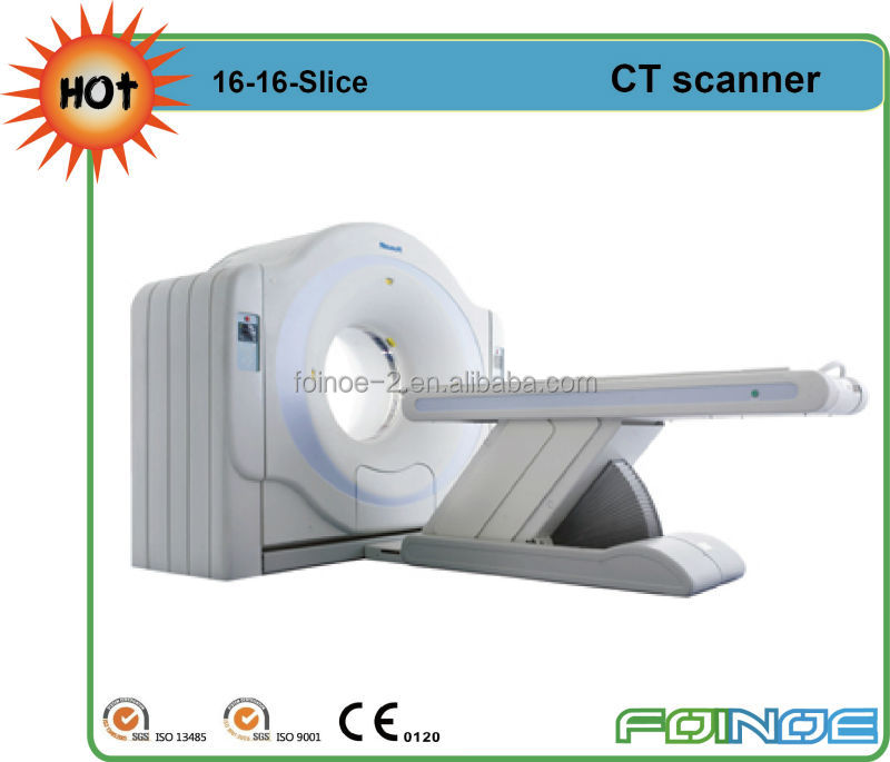 16-16-Slice CE approved HOT and NEW model ct scan machine