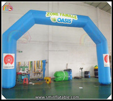 Custom inflatable logo arch,cheap advertising inflatable gate,outdoor event inflatable entrance arch