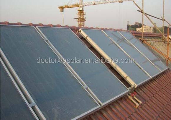 flat plate solar collector flat panle solar collector
