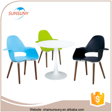 2016 best popular second hand dining table and chairs