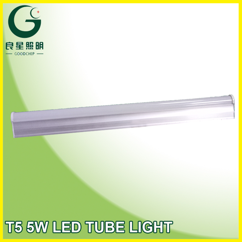 China Market Led Circular Fluorescent Tube 5w T5 Light Red 30cm